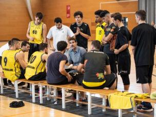 Partido CB Castellar Copa Catalunya 2018-2019
